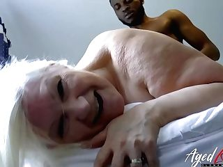 Agedlove Lacey Starr Hard-core Interracial Fuck