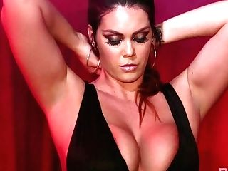 Stunning Stripper Alison Tyler Gives Her Head And Gets Her Slit...