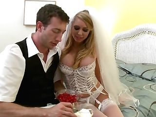 Brynn Tyler And Jordan Ash In First-ever Wedding Night