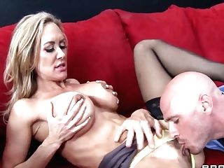 Brandi Love Loves Johnny Sins Hard Rod