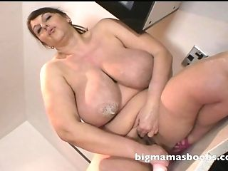 Matures With Large Powerful Suspending Tits