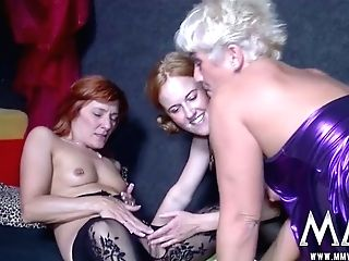 Plenty Of Of Dumpy Lesbo Whores Have Steamy And Dirty Oral Hump