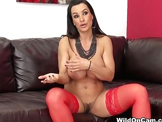Incredible Sex Industry Star Lisa Ann In Fabulous...