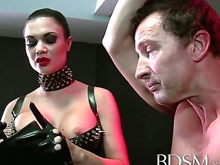 Bondage & Discipline Xxx Masculine Muscular Subs Are Taunted By...